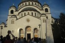 Catedrala Sf. Sava din Belgrad - cea mai mare biserica ortodoxa din lume