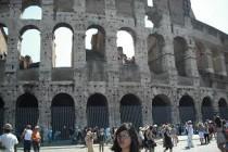 Colosseum - simbol al cetatii eterne, Roma