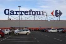 Furt din Carrefour