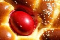 Tsoureki - Paine de Paste