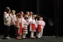 Ansamblul Vulturasul din comuna Mircea Voda a oferit un spectacol de exceptie la Teatrul Maria Filotti