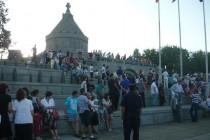 Ceremonii militare la mausoleele eroilor din Mărășești, Focșani și Soveja