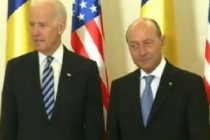 Joe Biden vicepresedintele SUA : Pe pământul românesc spun că vom onora articolul 5 din tratatul NATO, este o obligaţie sacră