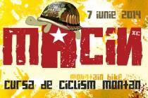 Măcin XC 2014 - Concurs de mountain-bike în Munţii Măcinului