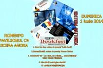 Editura Natiunea lanseaza cinci volume la Bookfest 2014