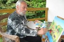 Artistul plastic brailean Stefanescu-Stef premiat la Salonul National de Arta Naiva Oradea
