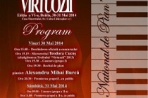 Braila: Concursul national de pian Virtuozii, editia a VI-a