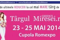 Romexpo - Târgul de nunti Ghidul Miresei, 23-25 mai 2014