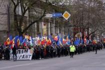 Chisinau : Aici nu e Crimeea. Informatii de la miting si scrisoarea adresata lui Putin.