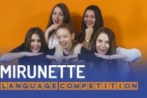 Au început inscrierile pentru etapa a II-a Mirunette Language Competition, concurs national de   limba engleza