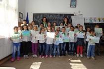 Eco Junior 2014, proiect desfasurat in cadrul programului Sa stii mai multe, sa fii mai bun!