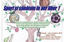 """Proilavia: Evaluare proiect """"Sport si sanatate în aer liber!"""", eveniment organizat la Casa Goanga"""
