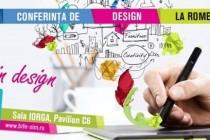 Conferinta  Life in Design la ROMEXPO, 11 - 12 septembrie 2014