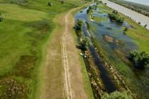 Renaturarea luncii Dunării, proiect lansat de WWF-România