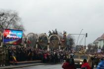 Paradă militară de Ziua Naţională, la Bucureşti