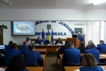 Jandarmii braileni la ora bilantului pe 2014