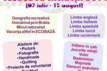 Bibliocampionii se distrează - Clubul de vacanta 2014 (7 iulie - 15 august)
