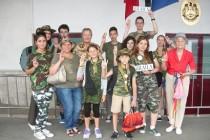 Salutul cercetasilor braileni adresat lucrarilor Congresului de dacologie de la Oradea