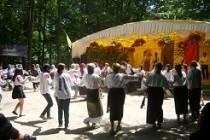 Delegatia Casei de Cultura a Municipiului Braila prezenta la festivalul Eminesciana, Republica Moldova