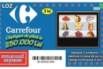 Loteria Romana si Carrefour Romania lanseaza Lozul Carrefour in varianta razuibila