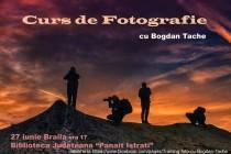 Curs de fotografie la Biblioteca Judeteana Braila