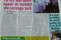 A aparut  Revista Casa Sperantei nr.4, iunie 2014