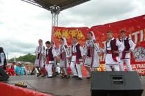 Ansamblul Spicul Silistea prezent la Festivalul Traditiilor Românesti organizat la Pechea