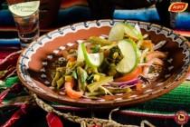 Salata de Nopal (Ensalada de Nopales) - reteta mexicana