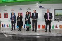 Carrefour și Green Group lansează la Brăila prima stație SIGUREC, sistemul inteligent de preluare separată a deșeurilor reciclabile