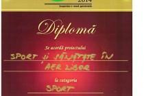 "Asociatia Clubul de turism ""Proilavia"" Braila premiata la Gala Nationala a Societatii Civile Tinere din România"