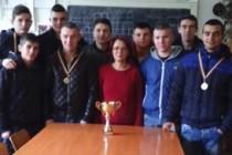 """Distincţie naţională pentru elevii Colegiului """"Panait Istrati"""""""