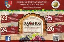 """Festivalul Viei si Vinului """"Bachus 2014"""", Focsani, 24-26 octombrie 2014"""
