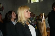 Elena Udrea în vizita la Braila, 9 octombrie 2014