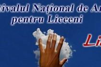 LicArt - concurs online pentru liceeni