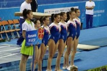 TVR: Programul transmisiunilor Campionatului Mondial de Gimnastica de la Nanning, China