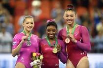 Larisa Iordache, argint la individual compus la Campionatele Mondiale din Nanning, China