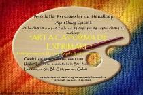Arta ca forma de exprimare - Galati, luni 22 septembrie, ora 17.00