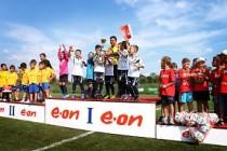 Cupa  E.ON Kinder 2014 - câstigatorii seriei a doua