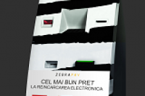 Facturile Electrica Furnizare pot fi platite si la terminalele ZebraPay