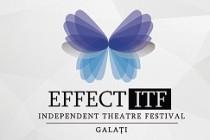 "Galati: Festivalul de teatru independent ""Butterfly Effect ITF"""