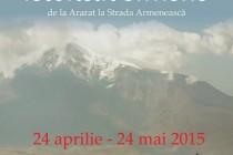 "Expozitia ""Istorisiri armene. De la Ararat la Strada Armenească"" la Muzeul National al Taranului Roman"