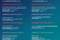 Mogoşoaia ClasicFest ediţia a IV-a, 19 aprilie - 31 mai 2015