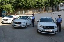 19 autoturisme Dacia Logan pentru Politia Braila