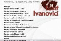 Festivalul Internaţional de Fanfare Galati, editia a XI-a