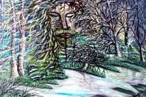 """""""Iarna ca un mozaic"""", expoziție de pictură la Cercul Militar Brăila"""