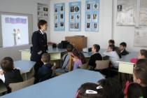 Campanie de prevenire a violentei in scolile brailene