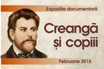 """Creanga si copiii"" la Biblioteca Judeteana ""Panait Istrati"" Braila"