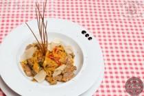 Rețetă italiană: Tagliatelle con vitelo