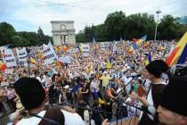 30 000 de participanți la Marea Adunare Națională de la Chișinău