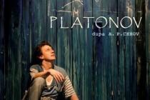 """""""PLATONOV"""", spectacolul Teatrului """"Maria Filotti""""Braila, în selectia oficiala a Festivalului National de Teatru, editia 2015"""
